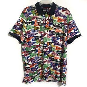 Polo Ralph Lauren Stadium Baseball Pennant Shirt